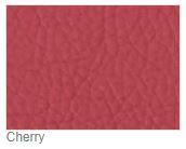 Vegas Microfibre Imitation Leather Cherry