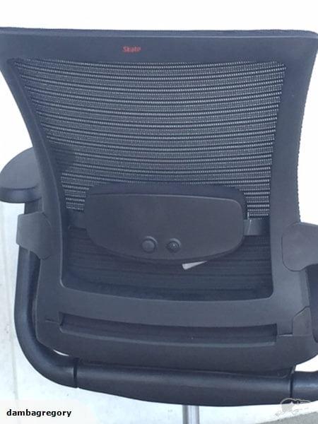 Skate Task Mesh Back Chair Run Out Sale Damba Chairs